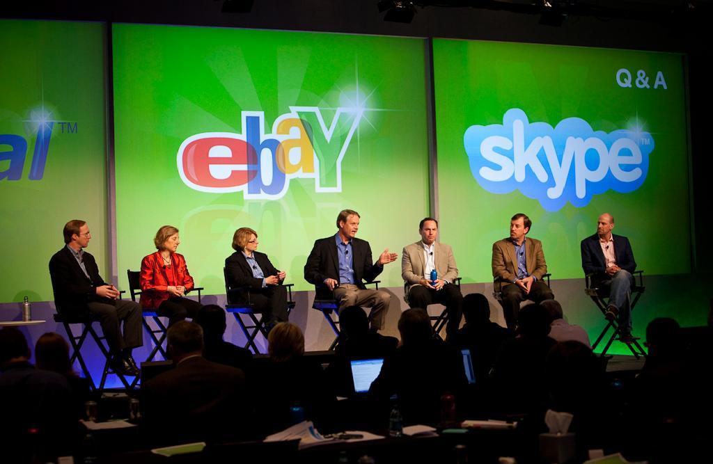 eBay Analyst Day - Panel